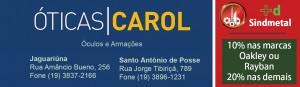 Carol Jaguariúna Posse